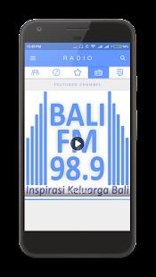 RADIO BALI FM 98.9 - náhled