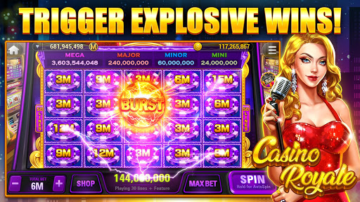 HighRoller Vegas - Free Slots & Casino Games 2020 2.1.29 screenshots 8