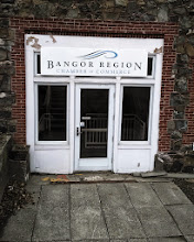 Photo: Bangor Region Chamber of Commerce in Bangor, ME proudly displaying their BBB Accreditation