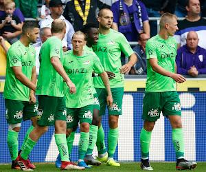 Anderlecht a joué, Anderlecht a perdu : Ostende gâche le retour de Vincent Kompany