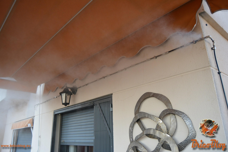 nebulización de alta presion - foto 1