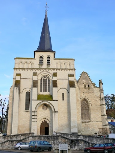 photo de Notre Dame de Nantilly