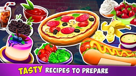 Tasty Chef - Cooking Fast in a Crazy Kitchen Mod