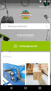 Gumtree Poland- screenshot thumbnail