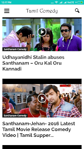 Tamil Comedy App Download for Android 6