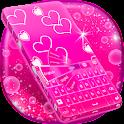 Pink Glow Theme For GO icon