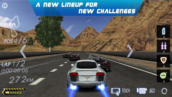 Crazy Racer 3D - Endless Race Screenshot