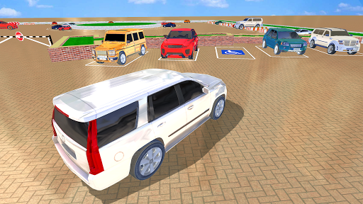 Prado Car Driving games 2020 - Free Car Games apktram screenshots 11