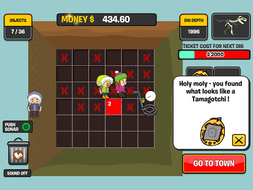 Big Dig Treasure Clickers 1.4.11 screenshots 4