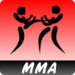 MMA training system Icon