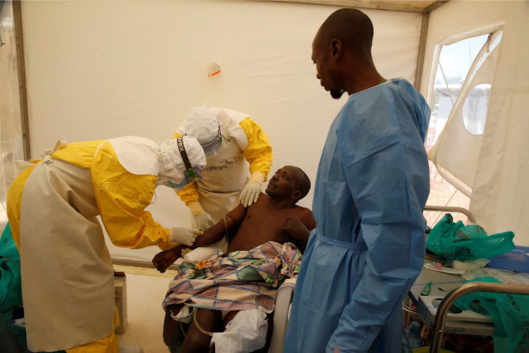 Image result for Kenya On Red Alert As A Woman With Ebola Symptoms Is Put In Isolation b