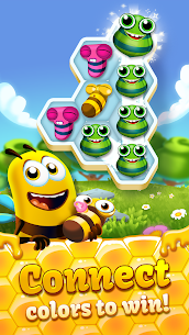Bee Brilliant MOD (Unlimited Coins/Lives/Ads Free) 1