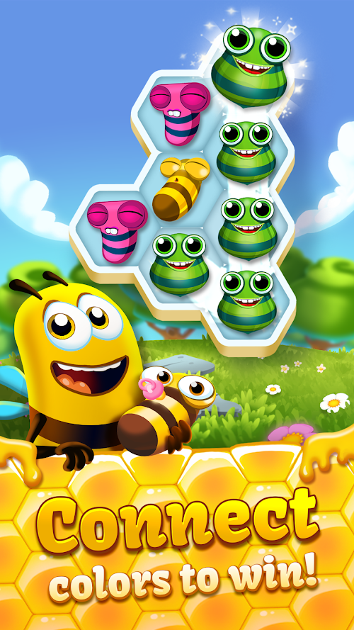 Screenshot 1 Bee Brilliant 1.69.0 APK MOD