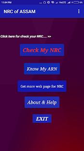 NCR of ASSAM (এন.আৰ চি) official. - náhled