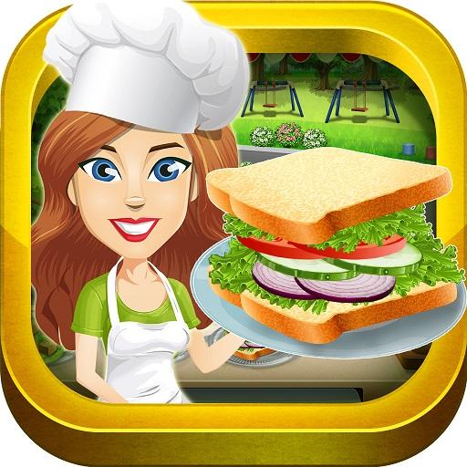Food Truck Fever: Cooking Game