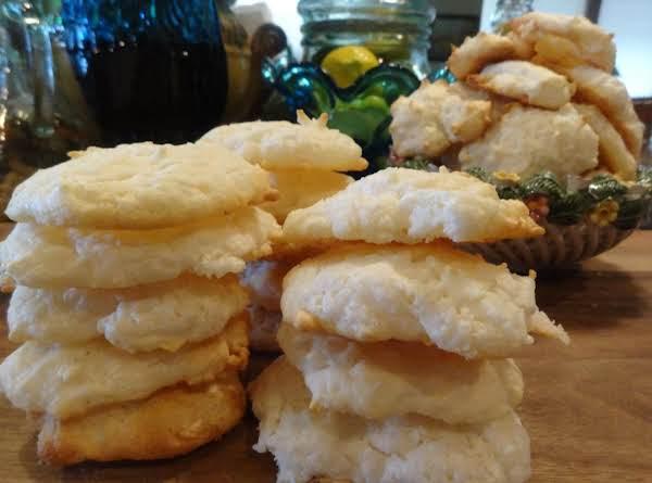 Angel Food Macaroons -- Bonnie's Recipe