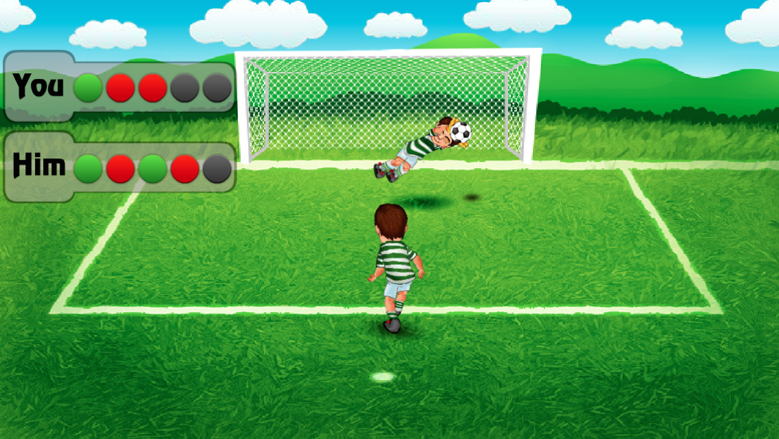 Penalty Kick Soccer Challenge Android Apps On Google Play