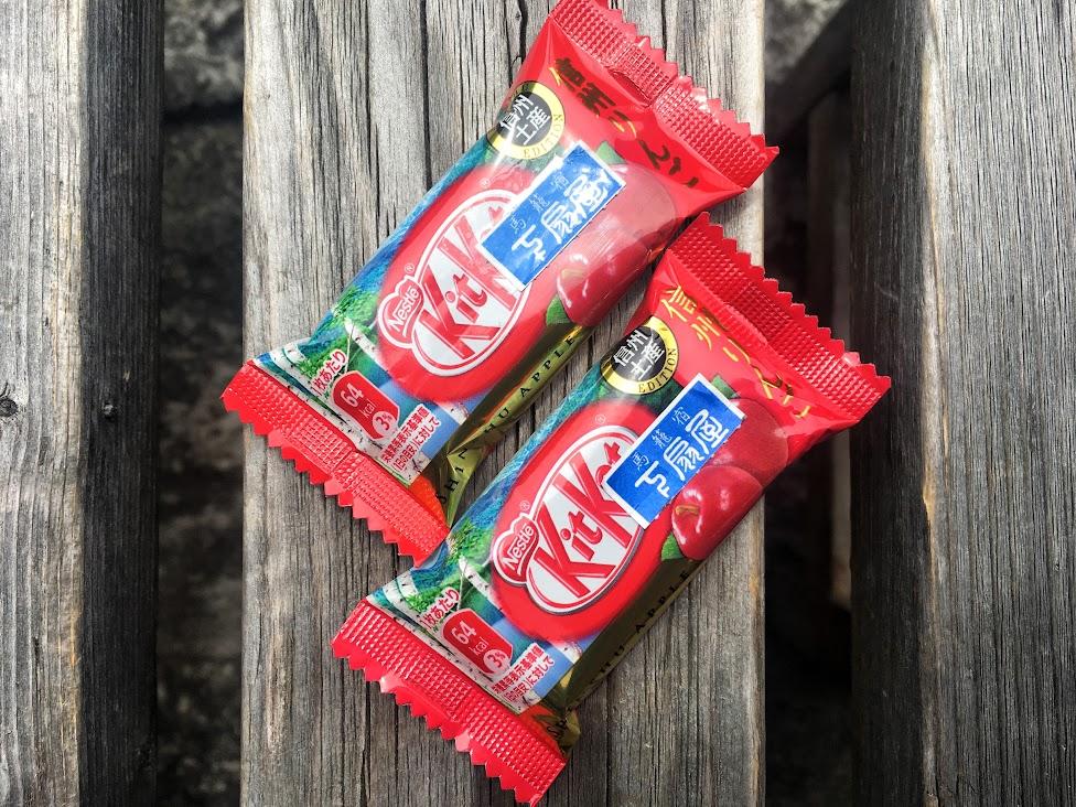 japońskie słodycze, Kit Kat