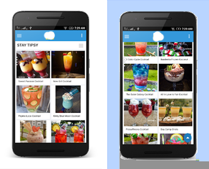 Cocktails drinks recipes android apps on google play for App cocktail