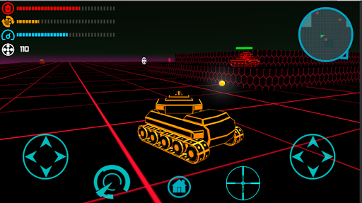 Tank Tron 1.1 screenshots 3