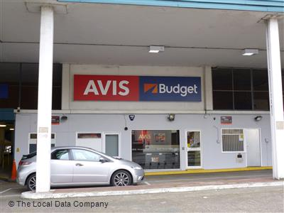 Avis Rent A Car On Orchard Street Car Van Hire In City Centre