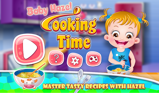Baby Hazel Cooking Time- screenshot thumbnail