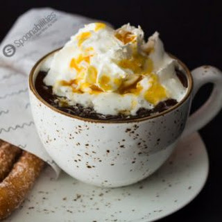 Spiced Spanish Hot Chocolate