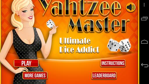Yahtzy Master - Dice Addict