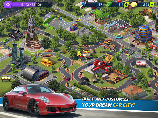 Overdrive City – Car Tycoon Game screenshot 8