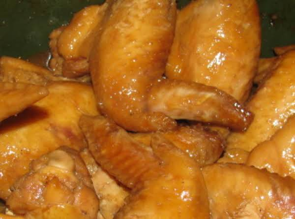 Tangy Chicken Wings Recipe