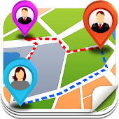 Track Mobile Number & Location: Friends Locator