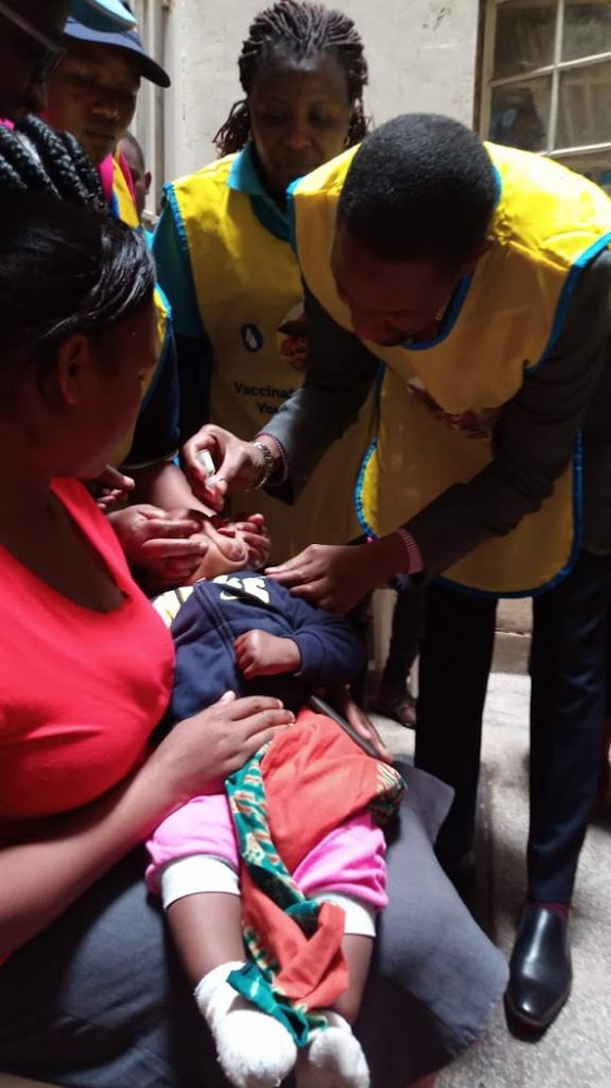 Experts warn over possibble outbreak of polio