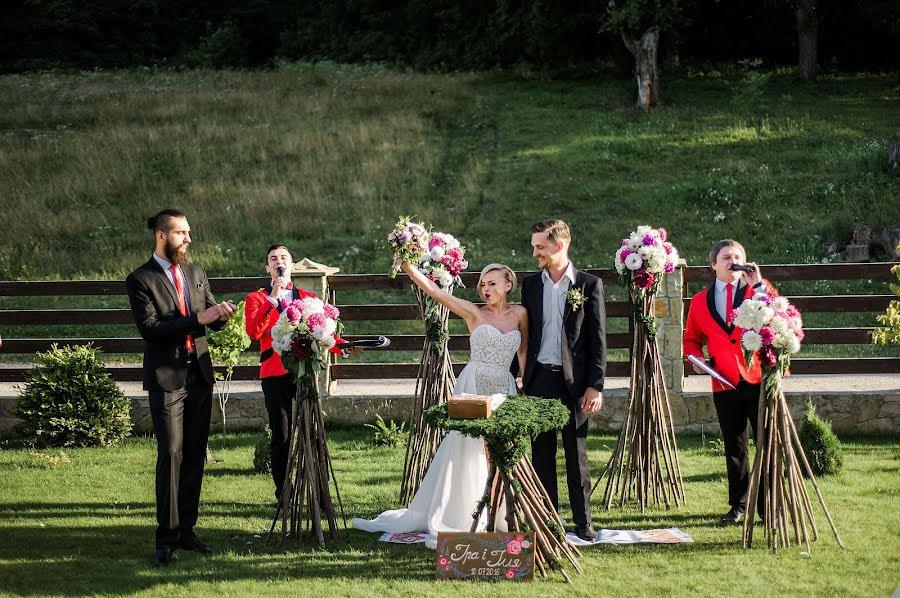 Wedding photographer Volodymyr Harasymiv (VHarasymiv). Photo of 12.08.2016