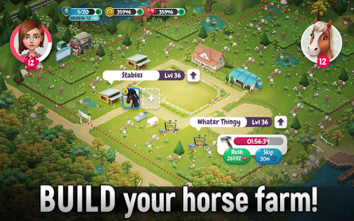 Horse Legends: Epic Ride Game apkdebit screenshots 15