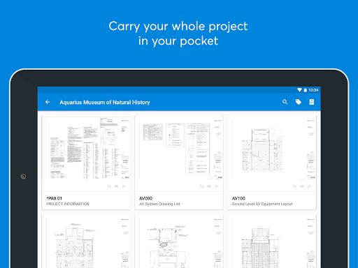 PlanGrid Construction Management Software 2.50.0 screenshots 1