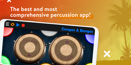 Congas & Bongos - Percussion Kit screenshot 10
