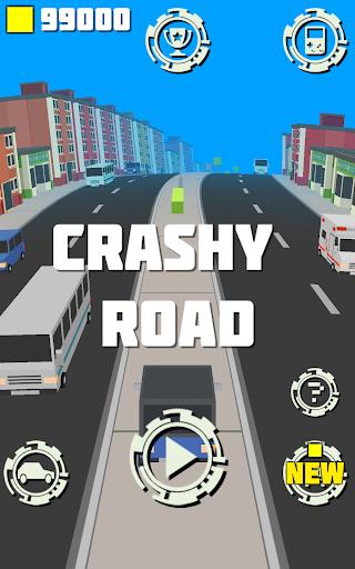 Crashy Road - Endless Traffic
