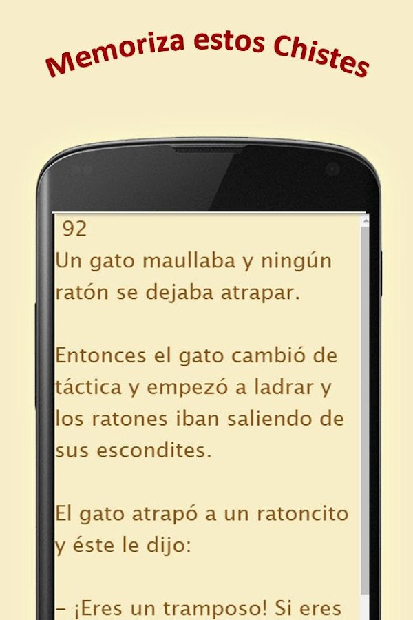 Chistes Graciosos y Finos- screenshot