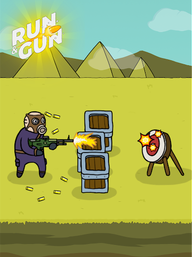 Run and Gun - king of the shooting games - screenshot