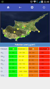 Air Quality Cyprus- screenshot thumbnail