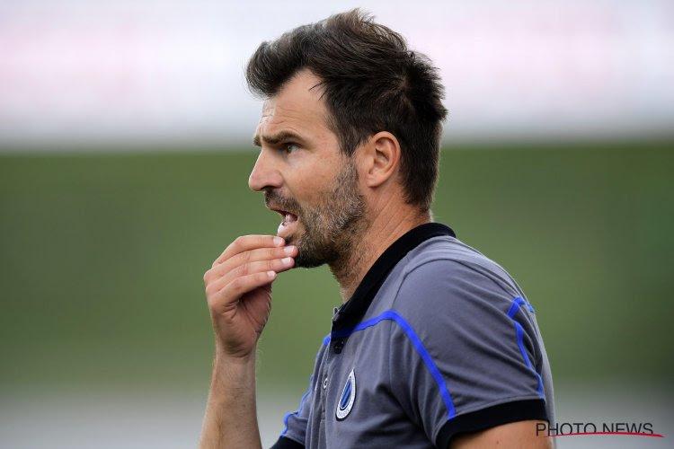 Club Brugge-coach Ivan Leko maakt 20-koppige kern bekend, met een opvallende afwezige