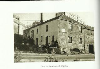 Photo: Casa de Sarmiento de Gamboa