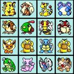 Xếp hình Pikachu bản gốc Icon