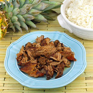 Slow Cooker Luau with Kalua Pork.