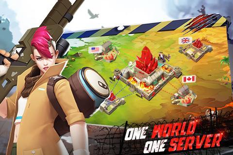 Hero Z:Survival Evolved screenshot 5