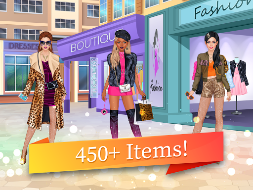 Supermodel Makeover - Glam Dress Up and Make Up modavailable screenshots 8