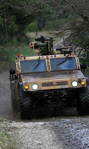 壁紙国際軍トラック