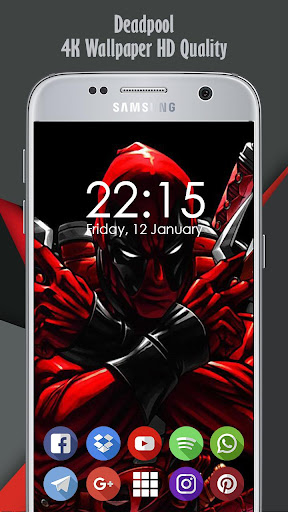Download 4k Deadpool Background And Wallpaper Ultra Hd Apk For Android Latest Version