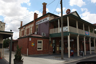 Photo: Year 2 Day 227 - Hotel in Holbrook