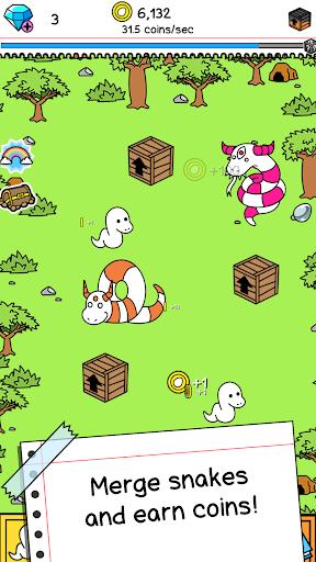 Snake Evolution - Mutant Serpent Game apktram screenshots 2